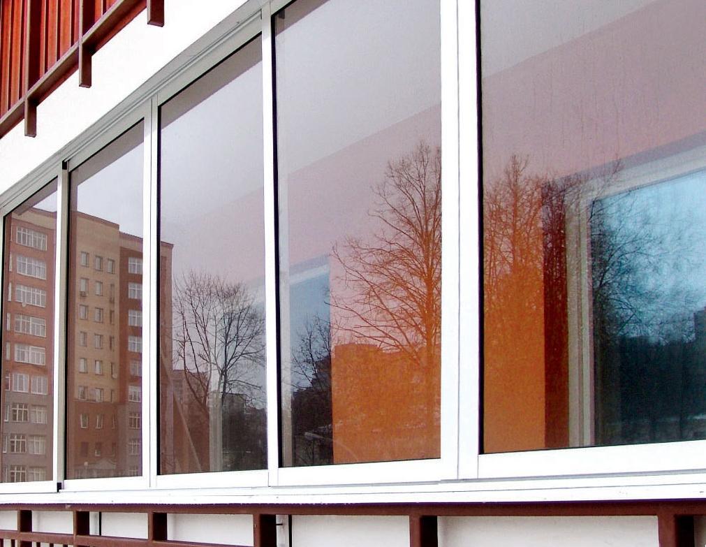 Холодное остекление лоджий, балконов. недорого - проёмдиз....