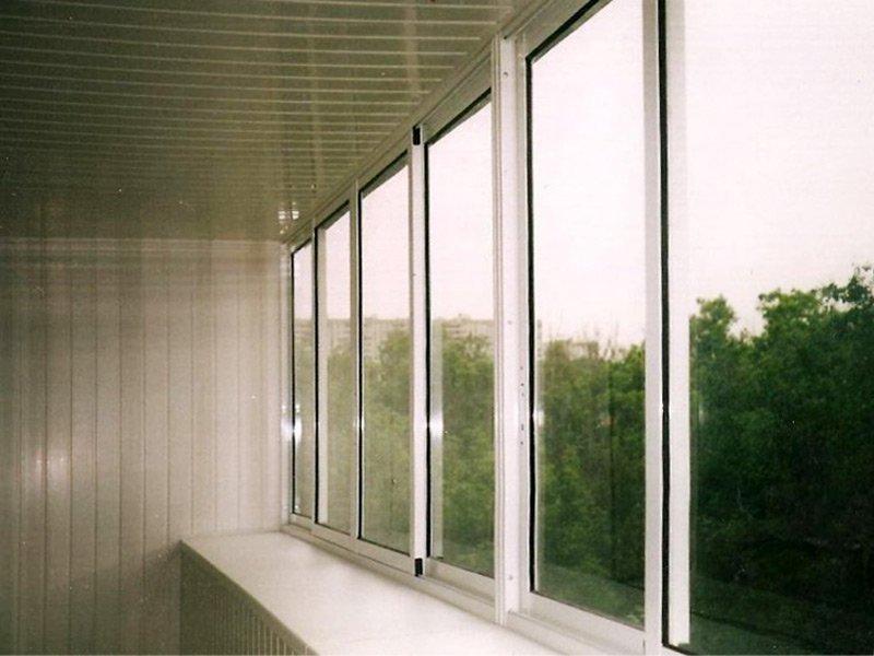 Алюминиевое остекление балконов, лоджий. недорого. - проёмди.