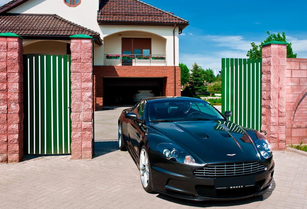 Размеры проема для автоматических гаражных ворот