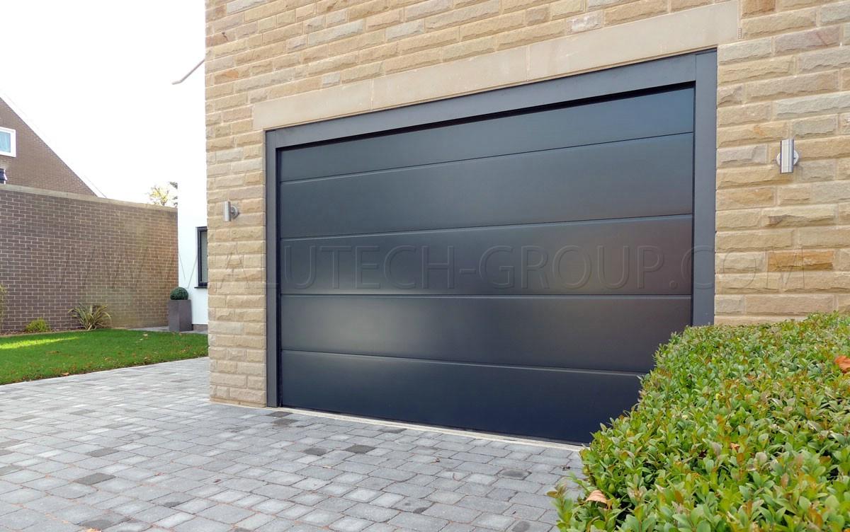 Комплект гаражных ворот Alutech Trend 1875х2250 мм